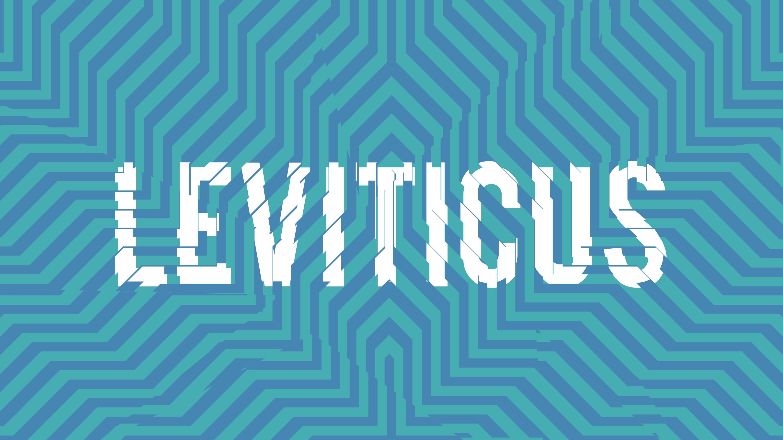 Leviticus 8-10