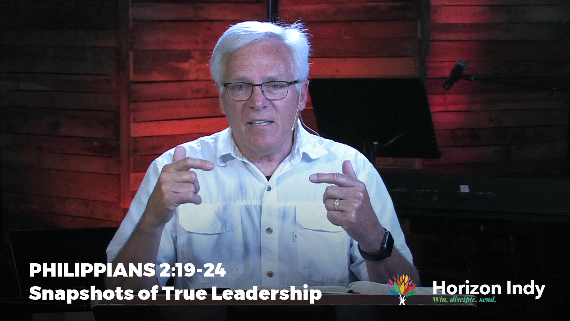 Snapshots of True Leadership