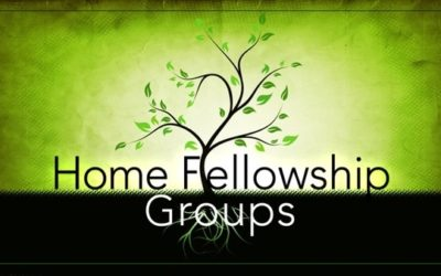 Home Fellowships are Starting