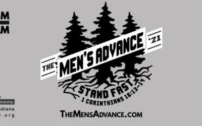 Men's Advance May 21st-23rd!