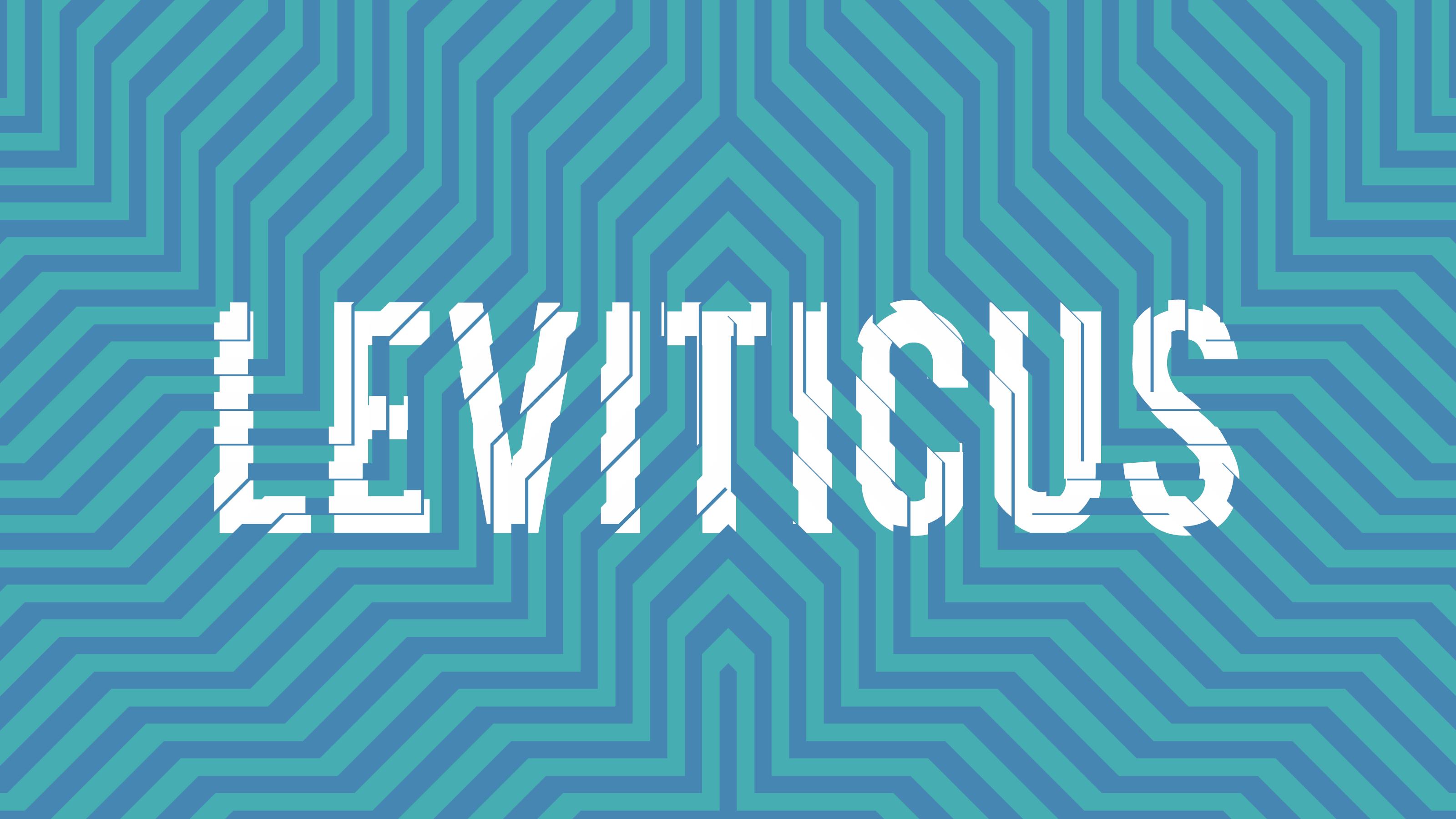 Leviticus 5-7