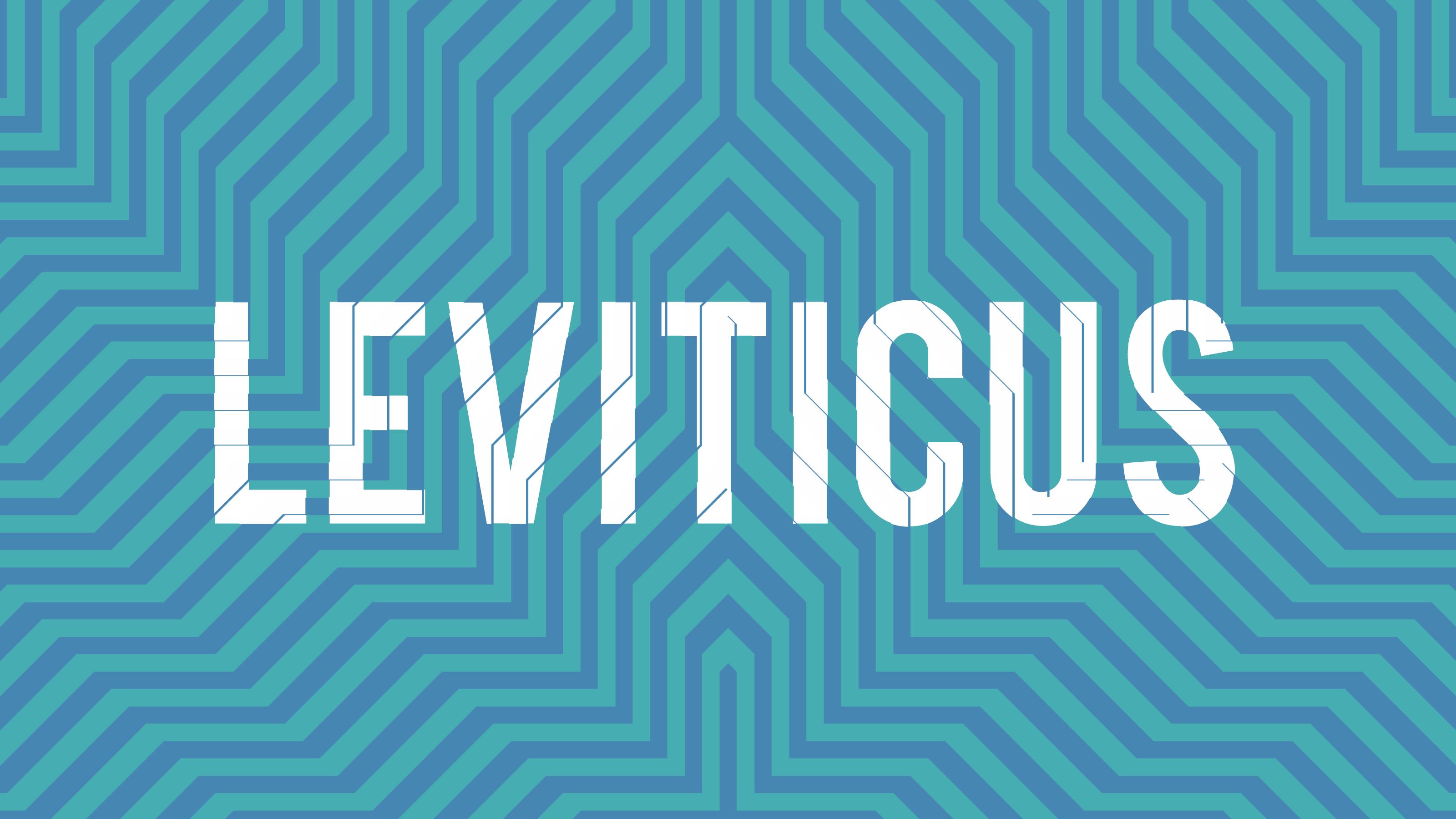 Leviticus 1-4