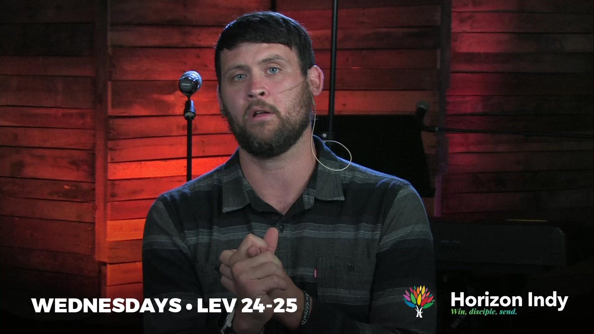 Leviticus 24-25