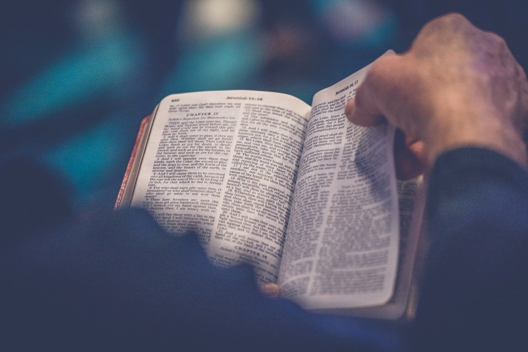 How to Study the Word (Inductive Bible Study)